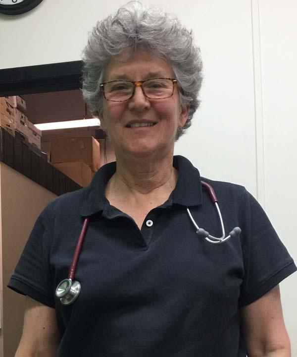 Dr. Julie Staver